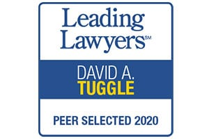 Leading Lawyers: David A. Tuggle - Peer Selected 2020